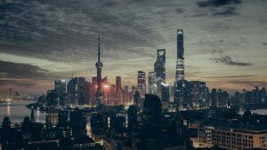 city, overcast, buildings